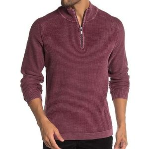 Tommy Bahama Island Tide Half Zip Sweater